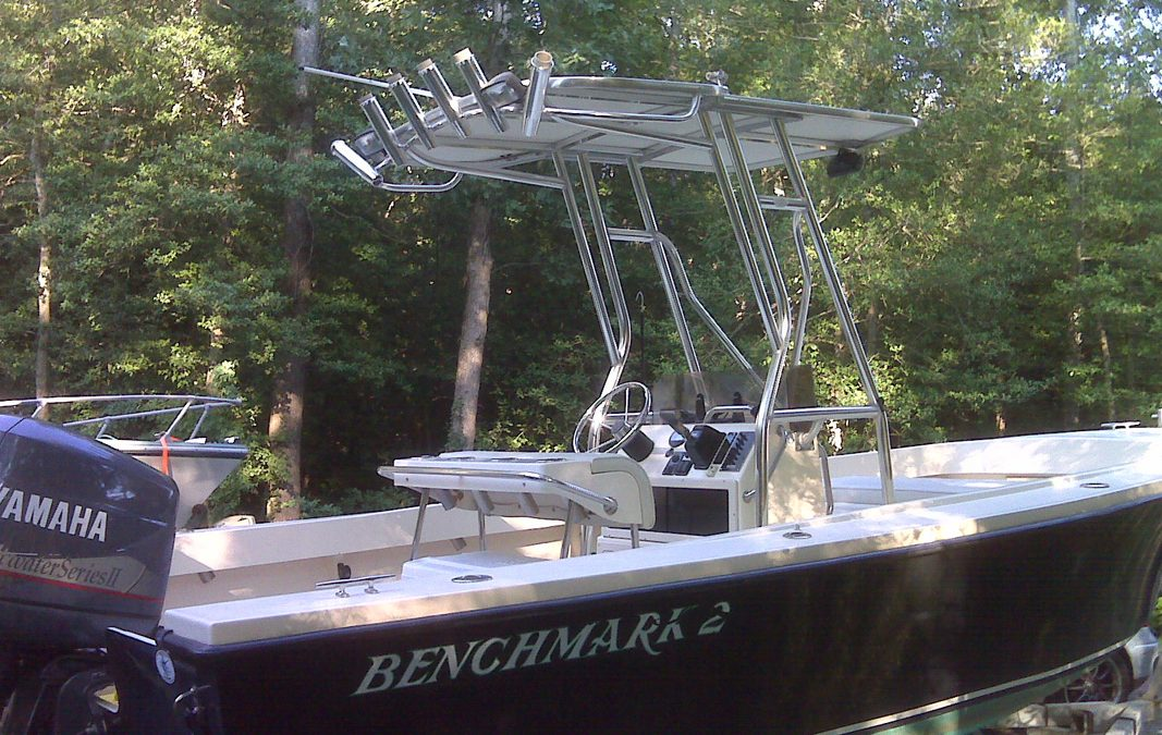 20′ Jones Brother for Fly Fishing