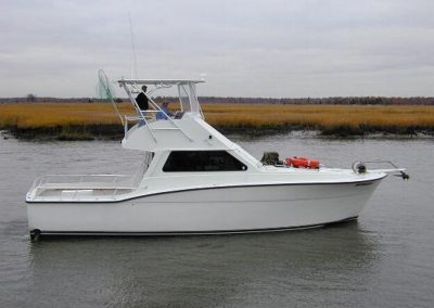 42′ Chris Craft