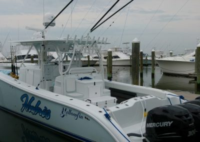 42′ Yellowfin