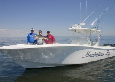 34′ Yellowfin
